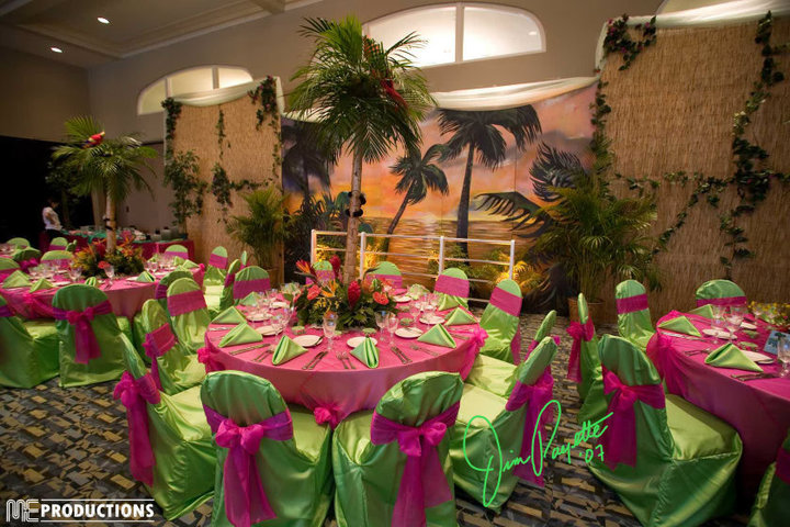 Bat Mitzvah Decor bar/bat mitzvahs - me productions
